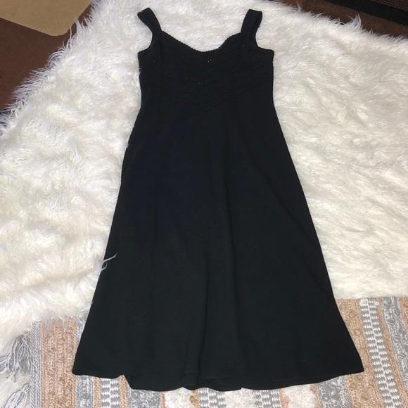 Jones Wear Dresses & Skirts - Jones wear plus beaded midi dress